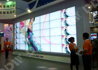 Open source video wall  display 5ms , 3.5mm splice screen function thin bezel tv for video wall