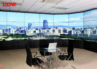 Indoor advertising display curved video wall  RS232 , HDMI , DVI Signal interface DDW-LW460HN14