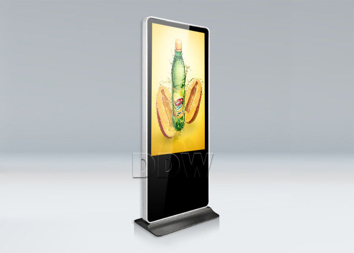 Exterior Floor Standing Stretched LCD Display Touch Screen LCD Advertising Player DDW-AD4901SN