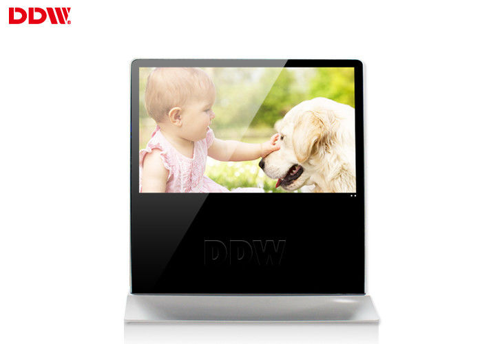 IP65 Waterproof outdoor Digital Signage Kiosk Touch Screen 49 Inch free standing DDW-AD4901S 500nits