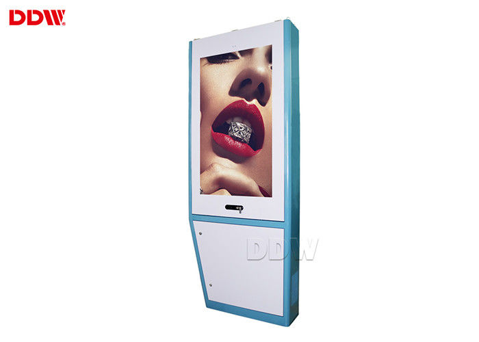 "Dust proof electronic 37"" digital signage display with sunlight readable technology"